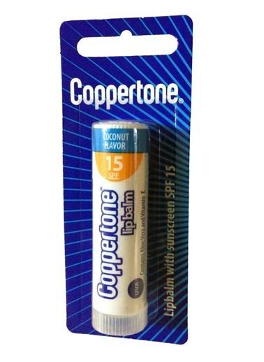 Coppertone Lip Renksiz